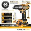 DEKO-20V-MAX-Cordless-Drill-40N-M-Electric-Screwdriver-with-3-8-Keyless-Chuck-2-Variable-1
